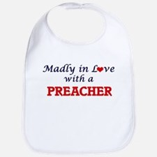Madly in love with a Preacher Bib