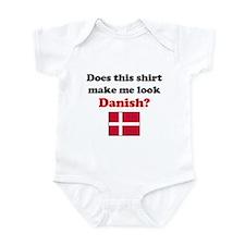 Make Me Look Danish Infant Bodysuit