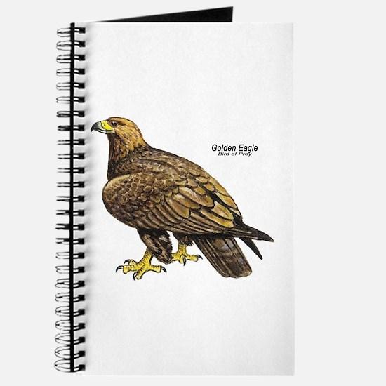 Golden Eagle Bird Journal