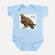 Golden Eagle Bird Infant Creeper