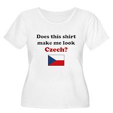 Make Me Look Czech T-Shirt