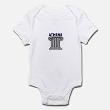 Athens, Greece Infant Bodysuit
