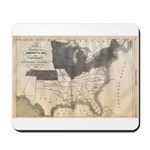 1861 Map Mousepad