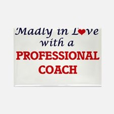 Madly in love with a Professional Coach Magnets