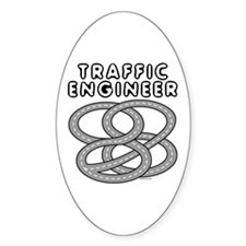 Traffic Engineer Interchange Decal