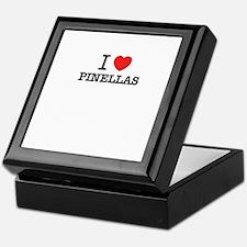 I Love PINELLAS Keepsake Box