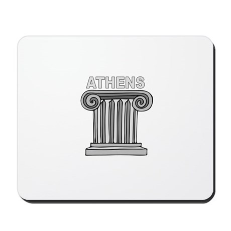 Athens, Greece Mousepad