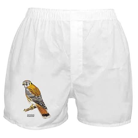 American Kestrel Bird Boxer Shorts