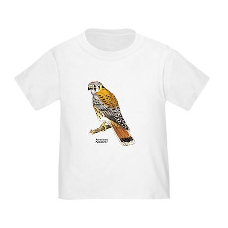 American Kestrel Bird Toddler T-Shirt