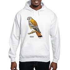 American Kestrel Bird (Front) Hoodie