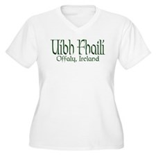 County Offaly (Gaelic) T-Shirt