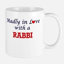 Madly in love with a Rabbi Mugs