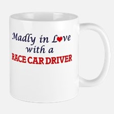 Madly in love with a Race Car Driver Mugs