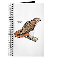 Red-Tailed Hawk Bird Journal