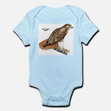 Red-Tailed Hawk Bird Infant Creeper