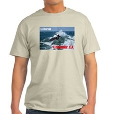 Surfing El Salvador T-Shirt