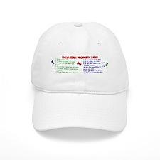 Dalmatian Property Laws 2 Baseball Cap