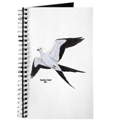 Swallow-Tailed Kite Bird Journal