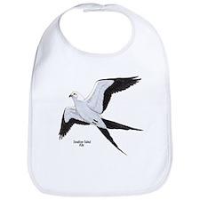 Swallow-Tailed Kite Bird Bib