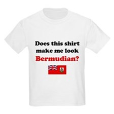 Make Me Look Bermudian T-Shirt