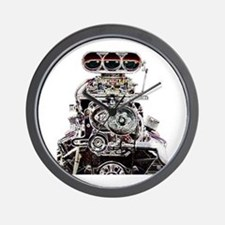 Unique Rat rod Wall Clock