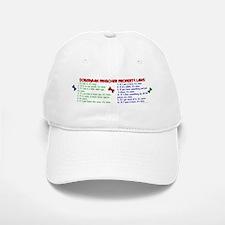 Doberman Pinscher Property Laws 2 Baseball Baseball Cap