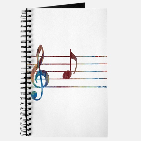 Musical Note Journal