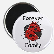 Forever Family Magnet