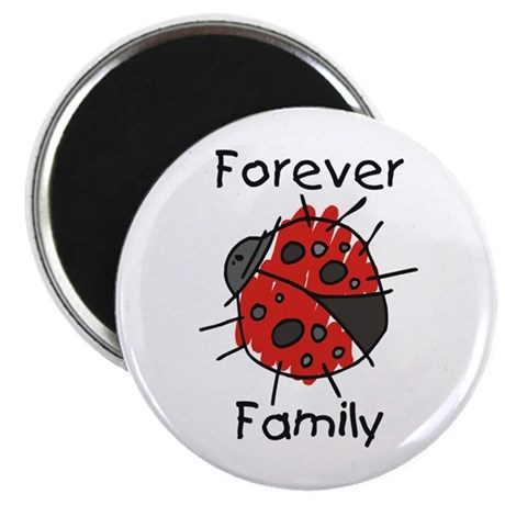 """Forever Family 2.25"""" Magnet (10 pack)"""