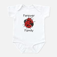 Forever Family Infant Bodysuit