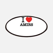 I Love AMIRS Patch