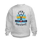 Ice Hockey Kids Sweatshirt