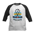 Ice Hockey Kids Baseball Jersey