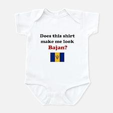 Make Me Look Bajan Infant Bodysuit
