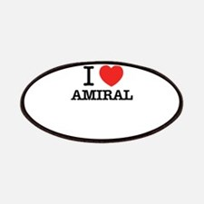 I Love AMIRAL Patch