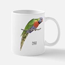 Rainbow Lorikeet Bird Mug