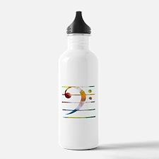Bass Clef Water Bottle