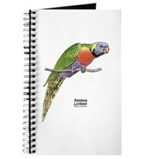 Rainbow Lorikeet Bird Journal