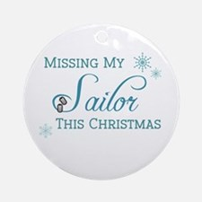 Sailor Ornament (Round)