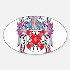 Gowen Coat of Arms (Family Crest) Decal