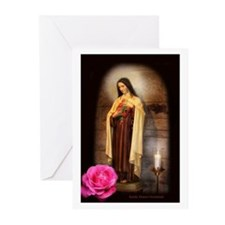 Saint Therese Greeting Cards (Pk of 20)