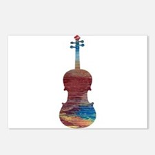 Viola Postcards (Package of 8)