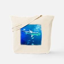 Unique Shark Tote Bag