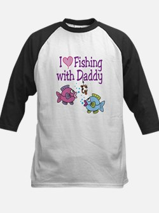 I Love Fishing With Daddy Tee