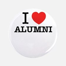 I Love ALUMNI Button