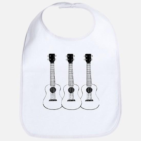 ukuleles Bib