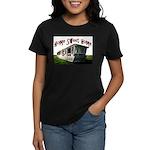 Trailer Home Women's Dark T-Shirt