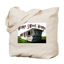 Trailer Home Tote Bag