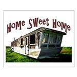 Trailer Home Small Poster
