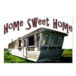 Trailer Home Postcards (Package of 8)